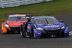 Button et Yamamoto vont défendre leur titre en Super GT