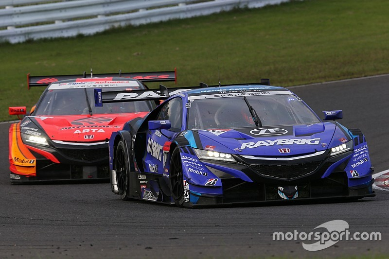 Honda announces 2019 Super GT drivers, Button to stay on