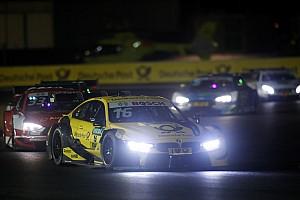 El DTM cambia su formato de fin de semana y no habrá carreras nocturnas