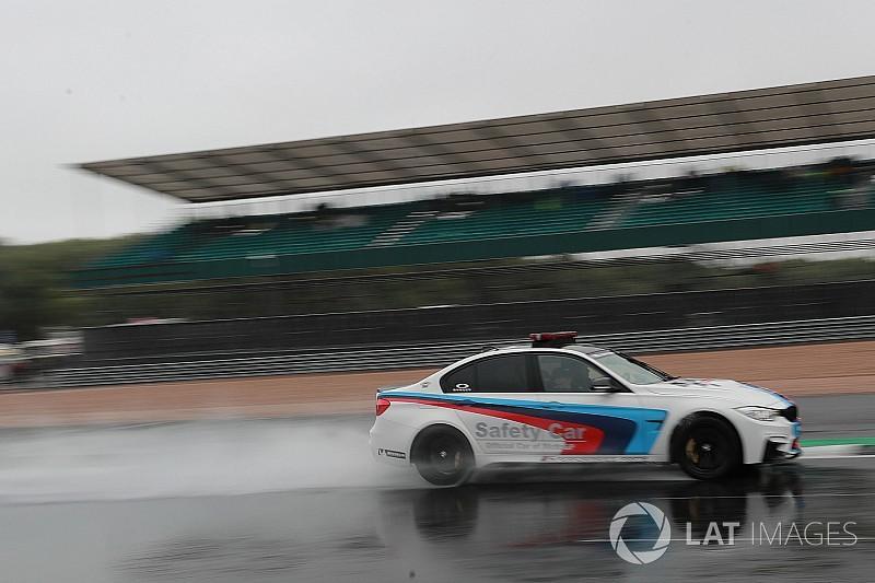イギリスGP中止は、新路面の排水性が直接の原因。MotoGP側が説明
