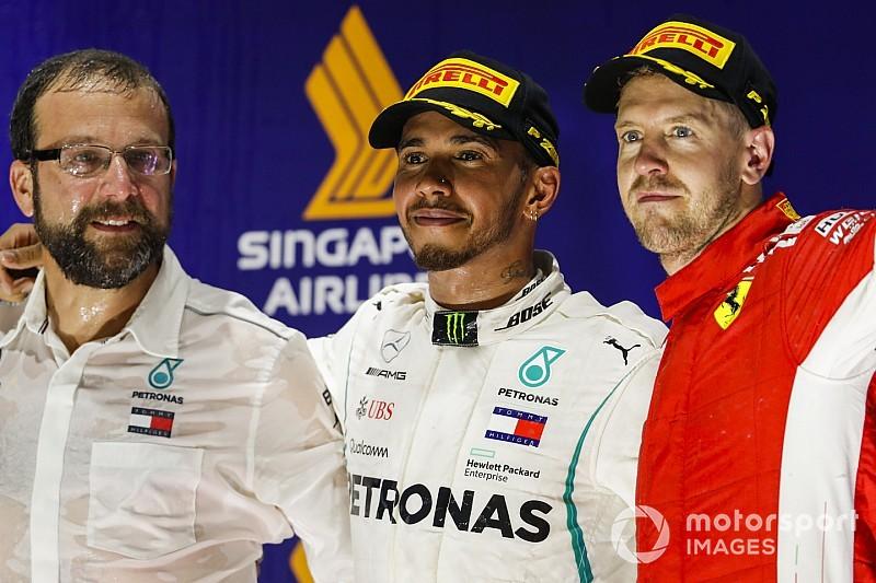 40 Punkte: Warum Vettel mit dem Rücken zur Wand steht