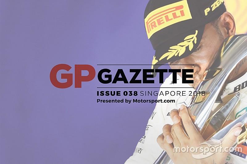 Issue #38 of GP Gazette is online now