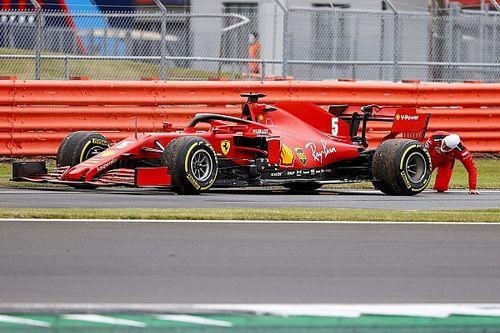 Ferrari a changé ses moteurs après la casse de Sebastian Vettel