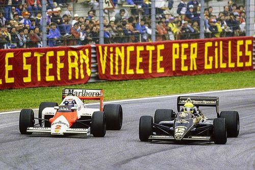 Fuel if you think it's over: When Senna and Prost paid the price