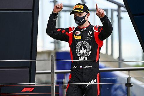 Haas officialise l'arrivée de Nikita Mazepin pour 2021