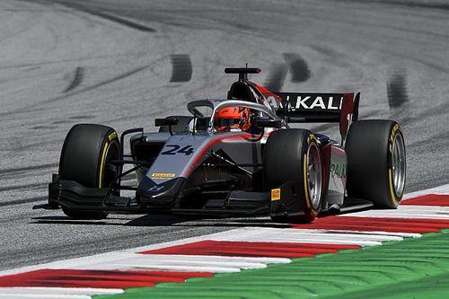 Silverstone F2: Mazepin se estrena en la victoria