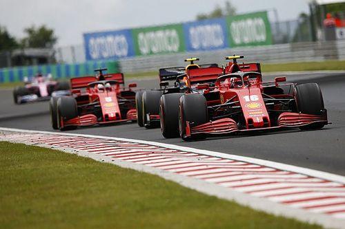 Ferrari proponowało samochody klienckie