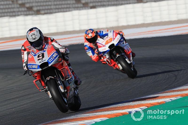 Ducati met Petrucci, Miller et Bagnaia en concurrence