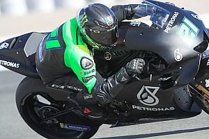"""Morbidelli: """"La Yamaha es más intuitiva que la Honda"""""""