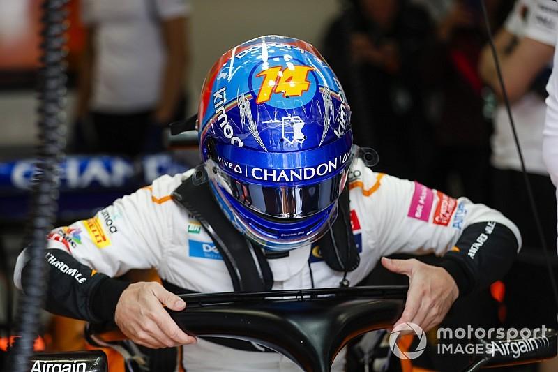 El duelo en clasificación: Alonso, a punto de acabar el año imbatido