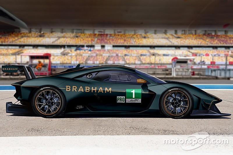 Brabham planning WEC GTE Pro entry in 2021/22