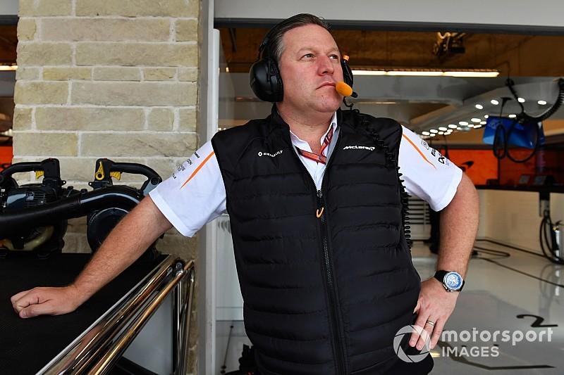 McLaren: Ha fogadnom kellene a 2019-es bajnokra, Hamiltonra fogadnék