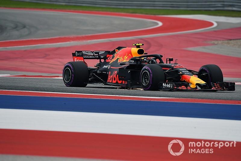 Гран Прі США: Ферстаппен став гонщиком дня