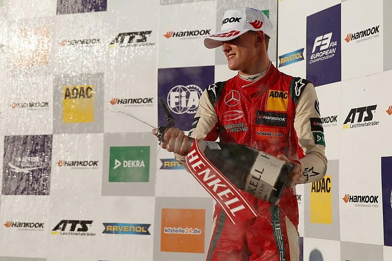 Berger: Mick Schumacher a