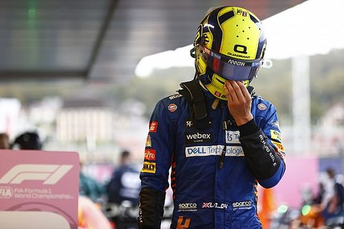 Devastated Norris will bounce back a stronger driver, says McLaren