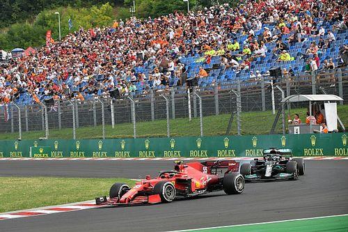 Sainz Makin Yakin dengan Kecepatan Mobil Ferrari