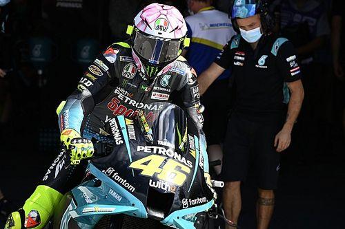 """Rossi: """"Quizá la mejor decisión sería relajarme hasta el final"""""""