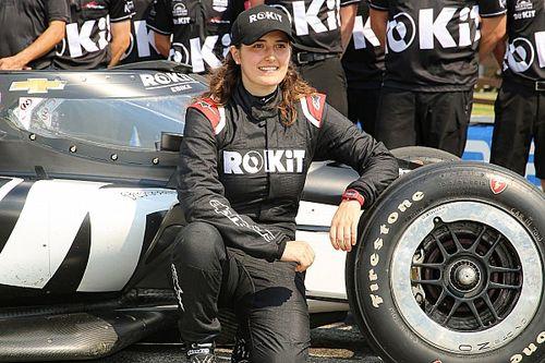 Calderón candidate à un volant IndyCar 2022