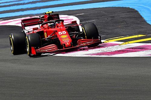 Sainz cree que Ferrari debe resolver sus problemas de degradación