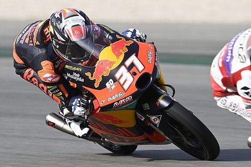 Hasil FP2 Moto3 Jerman: Acosta Bersinar, Indonesian Racing Dua Besar