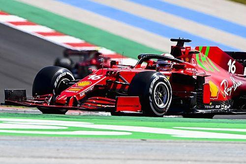 """Leclerc: """"Artık lastik kullanımında ve yarış temposunda daha iyiyim"""""""