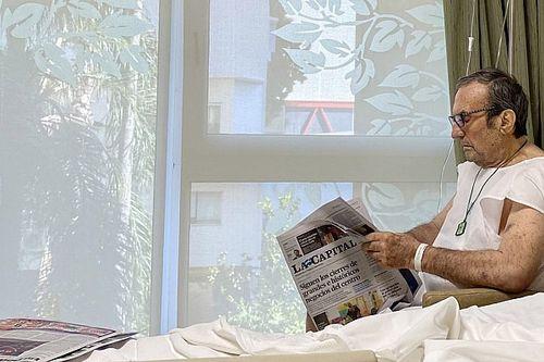 Reutemann migliora: è uscito dalla terapia intensiva