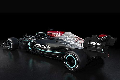 Takut Ditiru, Mercedes Rahasiakan Desain Lantai W12