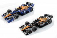 Arrow McLaren SP presenta su llamativa decoración para la IndyCar 2021