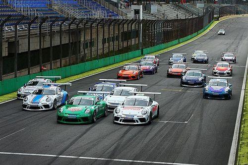 Porsche Cup atualiza calendário para temporada 2021