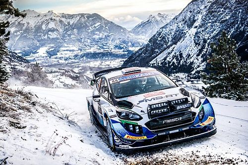 В WRC сравнили Ралли Монте-Карло '22 с метлой в заднице