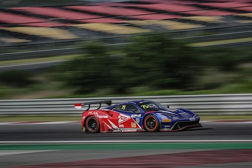 Blancpain Yeongam: Mercedes pertama, Rio-David gagal finis