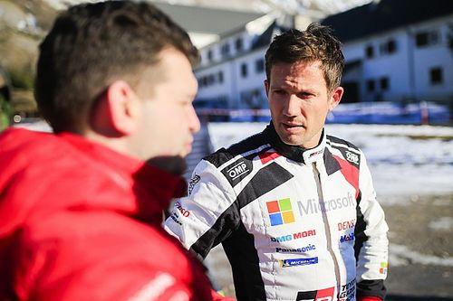 Kecil, Kemungkinan Ogier Turun Penuh pada WRC 2022