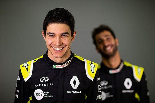 """Ocon: el ambiente con Ricciardo es """"mucho mejor"""" que con Pérez"""