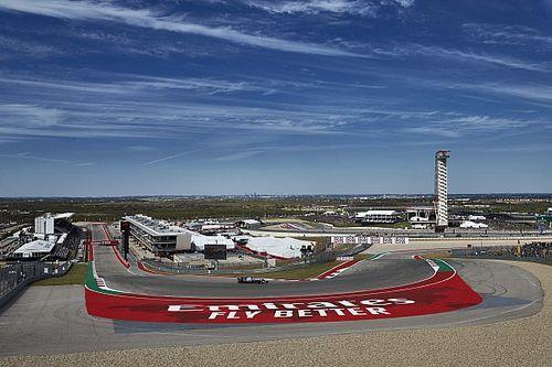 Weerbericht F1 Grand Prix van Amerika: Snikheet in Texas