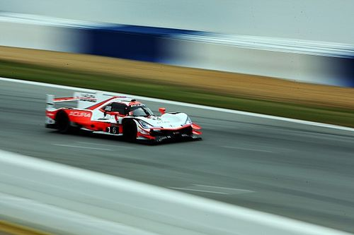 Montoya desde la pole para Petit Le Mans 2020