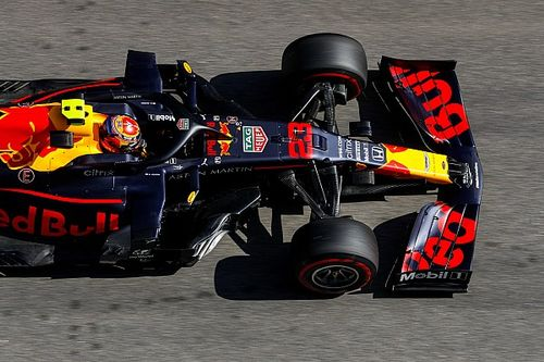 Red Bull Racing, 2019'da 237 milyon pound harcamış