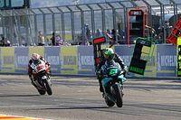 """Morbidelli: """"En la tercera vuelta vi que el fin de semana de Yamaha había acabado"""""""