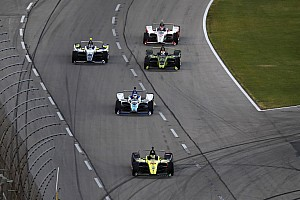 IndyCar Breaking news Bourdais: IndyCar aerokit not to blame for 'difficult' oval racing