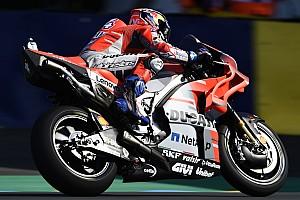 MotoGP Antrenman raporu MotoGP Le Mans 2. antrenman: Dovizioso tur rekoruyla lider