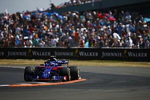 Formule 1 Actualités Toro Rosso ne se satisfait pas d'une saison en dents de scie