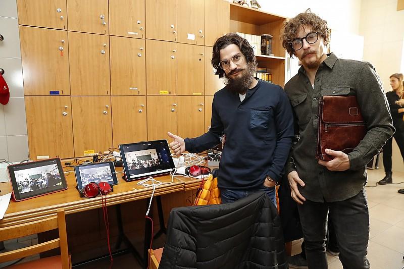 VIDEO: Ketika Marquez-Pedrosa jadi guru matematika