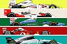 Los F1 más ganadores de la historia