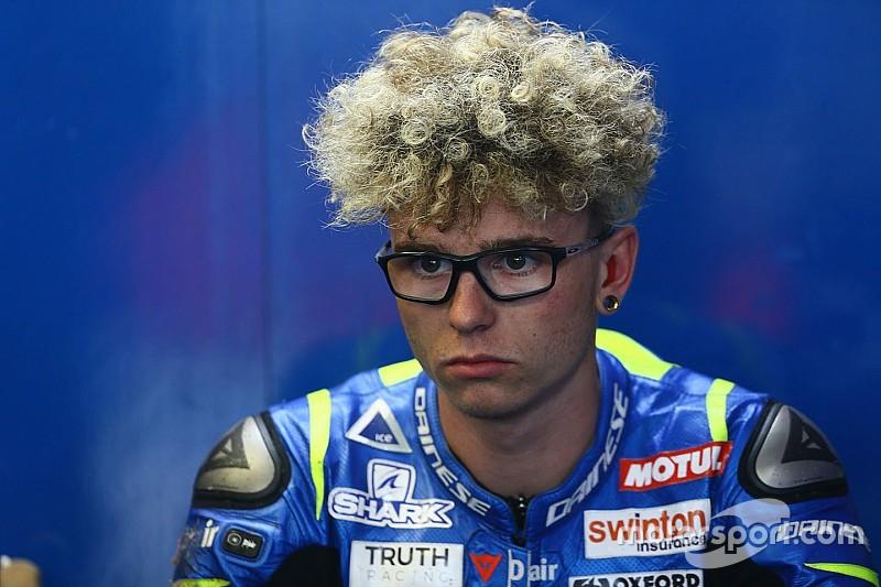 BSB star Ray gets Suzuki MotoGP outing at Sepang