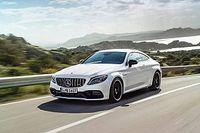 Mercedes-AMG C 63 Bisa Melesat 3,5 Detik meski Lebih Berat