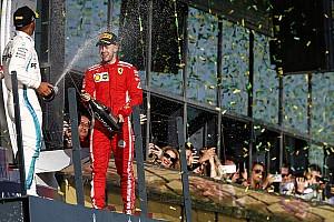 Formule 1 Statistiques Stats - Vettel dans le club des 100