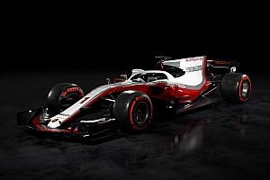 Designstudie: So könnte ein Formel-1-Auto von Porsche aussehen