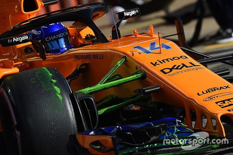 Norris e Sainz defendem que Alonso teste novo carro da McLaren