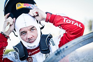 WRC Breaking news Loeb: Lack of Corsica route knowledge a drawback