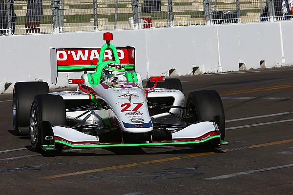 St. Pete Indy Lights: O'Ward debuta con victoria