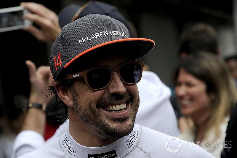 "Fernando Alonso in Topform: ""Hatte so richtig Spaß!"""